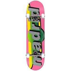 Komplett MADRID - Complete Skateboard Pink (PINK)