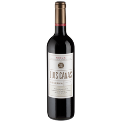 Reserva - 2013 - Luis Cañas - Spanischer Rotwein