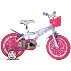 Barbie Kinderfahrrad Barbie, 1 Gang 28 cm