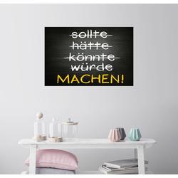 Posterlounge Wandbild, Motivation 130 cm x 90 cm