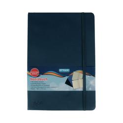 Notizbuch hochwertiger Einband DIN A5, 192 Blatt, kariert