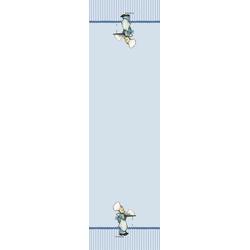 M.I. Hummel Tischläufer Kleine Konditor, (1 St.) blau Tischwäsche