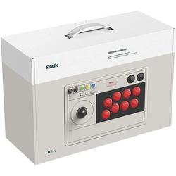 Controller Arcade Stick 2.4G & BT, 8BitDo - PC/Switch