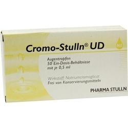 CROMO STULLN UD Augentropfen 25 ml