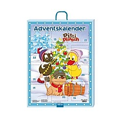 Pittiplatsch Adventskalender - Kalender