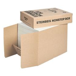 Öko-Box Recyclingpapier »Trend White« weiß, Steinbeis