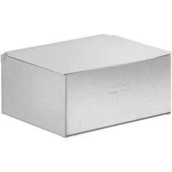 Wagner EWAR Feuchttuchspender, WP 119, Feuchttuchspender zur Aufputzmontage, Kunststoffpulverbeschichtung, Fassungsvermögen: 1 Feuchttuchbox