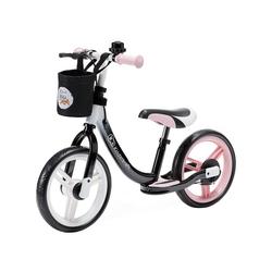 Kinderkraft Laufrad Laufrad SPACE, pink rosa