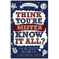 Think You're Mister Know-it-All?