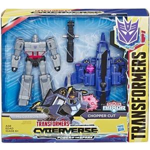 Transformers Cyberverse Spark Armor Megatron, 12,5 cm große Figur