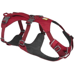 Ruffwear Hundegeschirr Flagline?, S - Brust: 56.0 ? 69.0 cm / Red Rock
