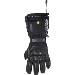 IXS X-7, Handschuhe beheizt - Schwarz - XXL