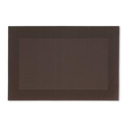Kela Tischset Nicoletta in braun, 33 x 46 cm