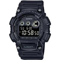 Casio W-735H-1BVEF Uhr Armbanduhr Männlich Quarz Schwarz