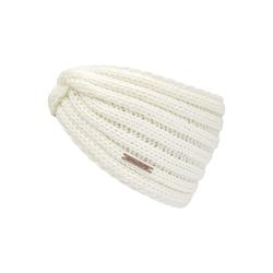 chillouts Damen Stirnband 'Tina' weiß, Größe One Size, 5091283