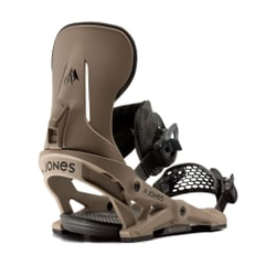 Jones Snowboard - Mercury Natural - Snowboard Bindungen - Größe: M (39-43,5)