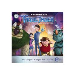 Edel Hörspiel CD Trolljäger 1 - Das Amulett