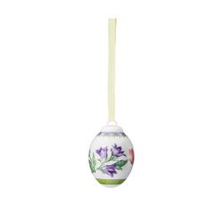 Hutschenreuter Porzellan-Mini-Ei Frühlingswiese Glockenblume