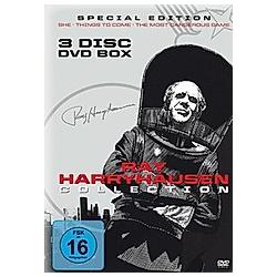 Ray Harryhausen Collection - DVD  Filme