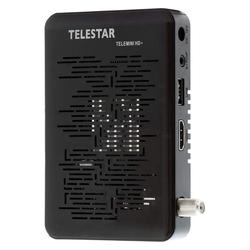 TELESTAR TELEMINI HD+ mobiler HDTV-Receiver HDMI, AV-Out, USB, externes Display, IR Empfänger SAT-Receiver