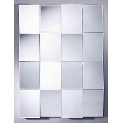 Casa Padrino Luxus Spiegel / Wandspiegel 90 x H. 120 cm - Luxus Qualität