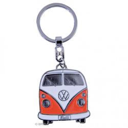 VW Bulli T1 Schlüsselanhänger orange