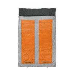 FRIDANI Doppeldeckenschlafsack Fridani QO 225D double - Decken-Schlafsack, 225x140cm, 3000 g, -8°C (ext), +5°C (lim), +9°C (comf)