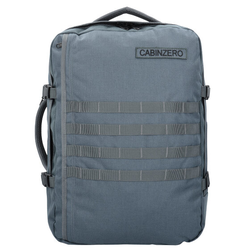 Cabin Zero Military 44L Cabin Backpack Rucksack 52 cm military grey