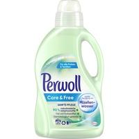 Perwoll Care und Free, Sanfte Pflege 1,44L 24WL
