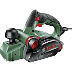 Bosch Home and Garden PHO 2000 Elektrohobel Hobel-Breite: 82mm 680W Falztiefe (max.): 8mm