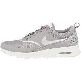 Nike Wmns Air Max Thea grey-white/ white, 38