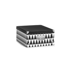 HTI-Living Aufbewahrungsbox Aufbewahrungsbox Triangle, Aufbewahrungsbox 33 cm x 17 cm