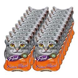 Finé Katzenfutter Pute 85 g, 18er Pack