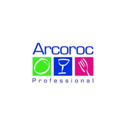 Arcoroc Glas, geeicht auf 300 ml, für Bier, konisch, 400 ml, 7,1 x 14,8 cm