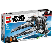 Lego Star Wars TIE Interceptor Allianz-Pilot