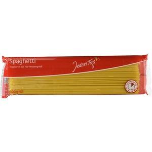 Jeden Tag Nudeln, Spaghetti, 500 g