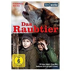 Das Raubtier - DVD  Filme