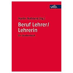 Beruf Lehrer/Lehrerin - Buch