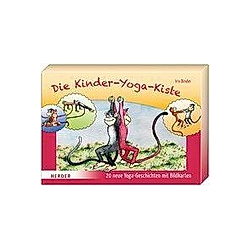 Die Kinder-Yoga-Kiste. Iris Binder  - Buch
