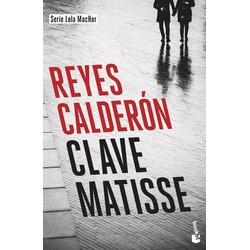 Clave Matisse: Buch von Reyes Calderon
