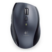 Logitech M705 Marathon Mouse schwarz (910-001950)