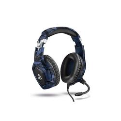 Trust GXT 488 FORZE-B PS4 HEADSET Headset blau