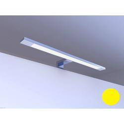 kalb Material für Möbel Spiegelleuchte kalb LED Badleuchte Badlampe Spiegellampe Spiegelleuchte Aufbauleuchte 450mm Spiegel