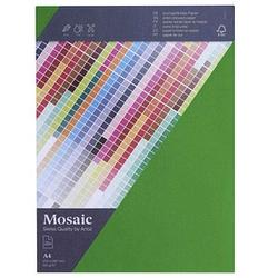artoz Briefpapier Mosaic apfelgrün DIN A4 90 g/qm 25 Blatt