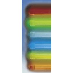 Leuchtstab 5er-Pack gelb