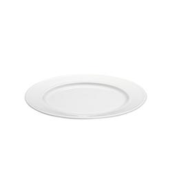 Pillivuyt Plissé Teller flach Weiß Ø 17 cm