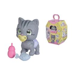 SIMBA Tier-Beschäftigungsspielzeug Pamper Petz Katze grau