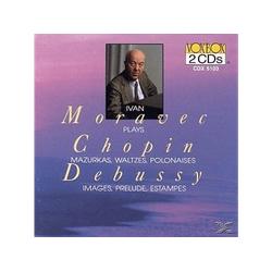 Ivan Moravec, Frédéric Chopin, Achille-Claude Debussy - Moravec Spielt Und Chopin (CD)