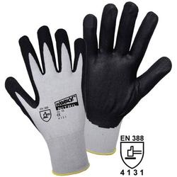 Worky L+D FOAM Nylon NITRILE 1158 Nylon Arbeitshandschuh Größe (Handschuhe): 10, XL EN 388 CAT II