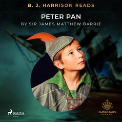 B. J. Harrison Reads Peter Pan als Hörbuch Download von J.M. Barrie